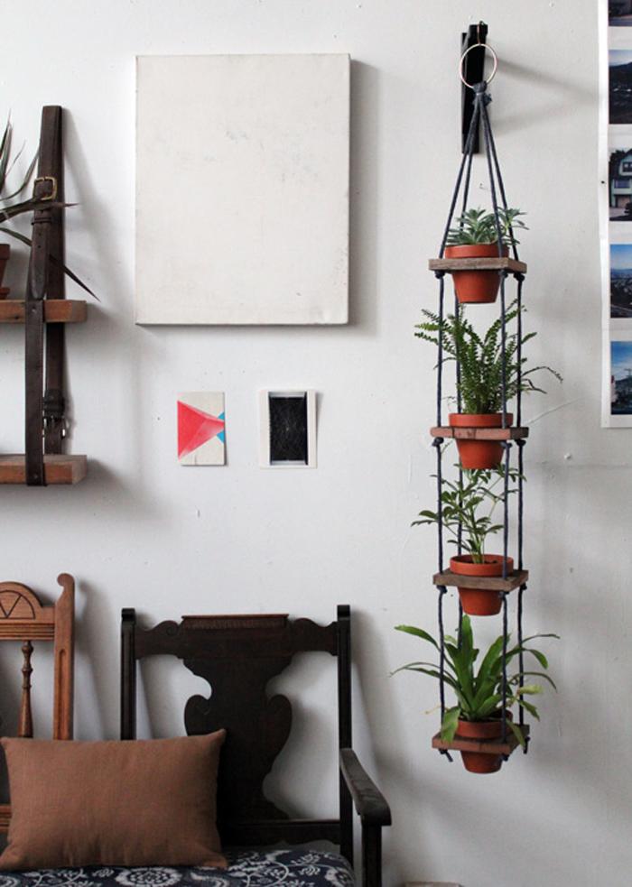 """Cực """"cool"""" với những ý tưởng biến hóa kệ treo để trang trí mọi căn phòng - Ảnh 7."""