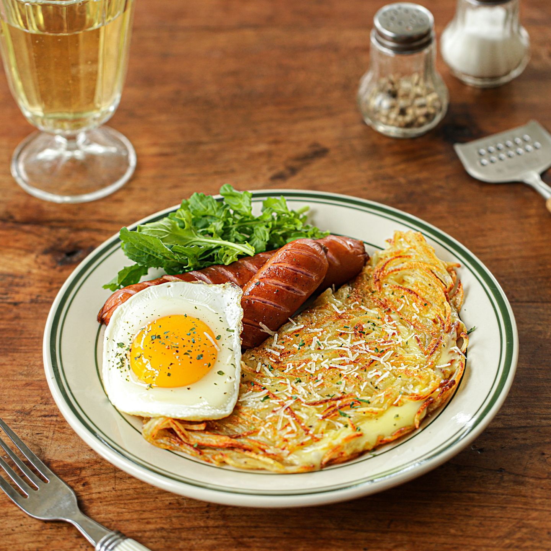 Bánh khoai tây chiên ngon đến ngỡ ngàng, ăn bữa sáng hay bữa xế đều hợp lý! - Ảnh 6.