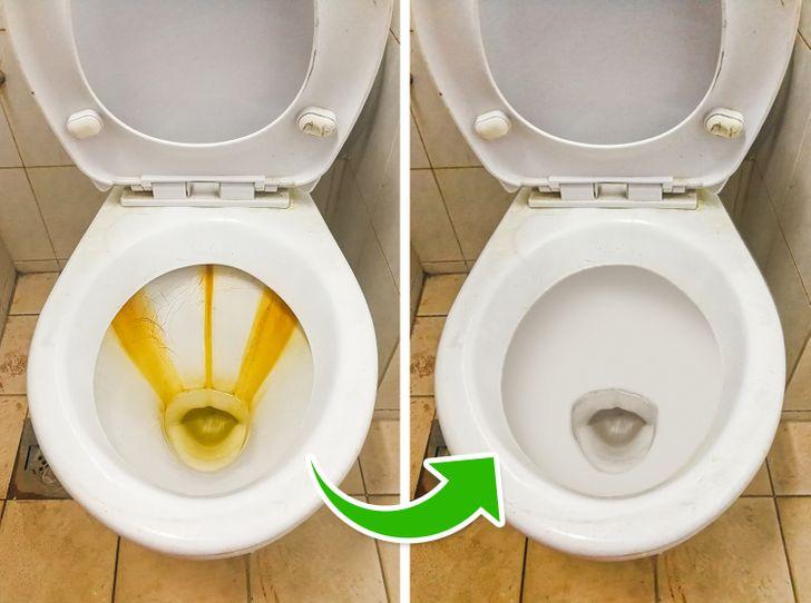 Công thức dọn dẹp chỉ 30 giây nhưng giữ cho phòng tắm lúc nào cũng sạch sẽ - Ảnh 2.