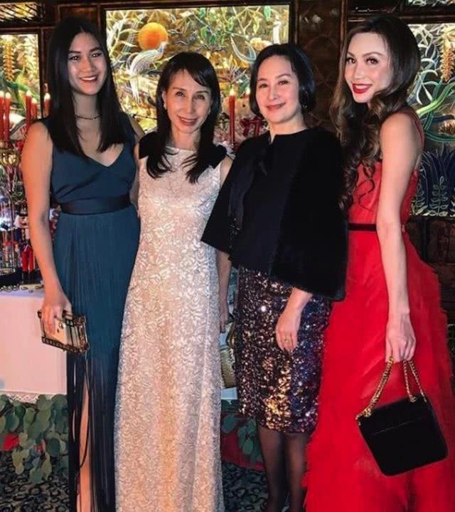 Cháu gái ưu tú của Vua sòng bài Macau: Sắc vóc nổi bật, học trường danh giá nhưng bị mẹ nhất mực giấu kín trước truyền thông - Ảnh 4.