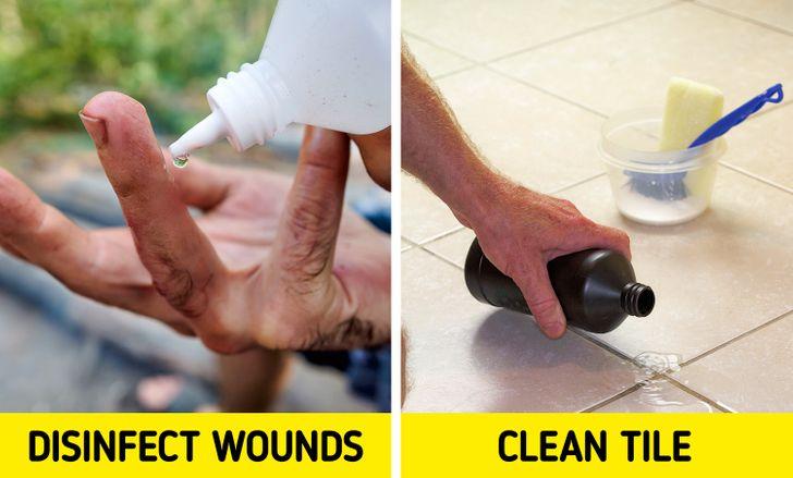 Công thức dọn dẹp chỉ 30 giây nhưng giữ cho phòng tắm lúc nào cũng sạch sẽ - Ảnh 1.