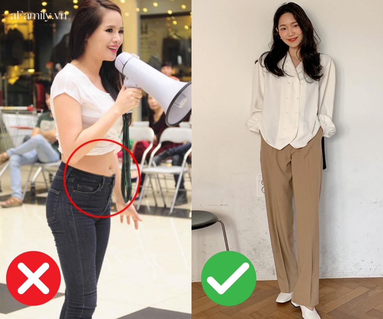 Nàng bụng béo cần tránh xa 5 item sau nếu không muốn style suốt ngày kém đẹp vì lộ nhược điểm - Ảnh 3.