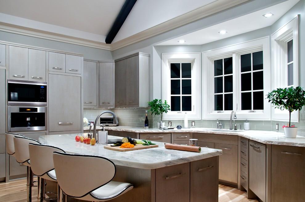 """Những phòng bếp đẹp """"phát hờn"""" chỉ nhờ có cửa sổ - Ảnh 17."""