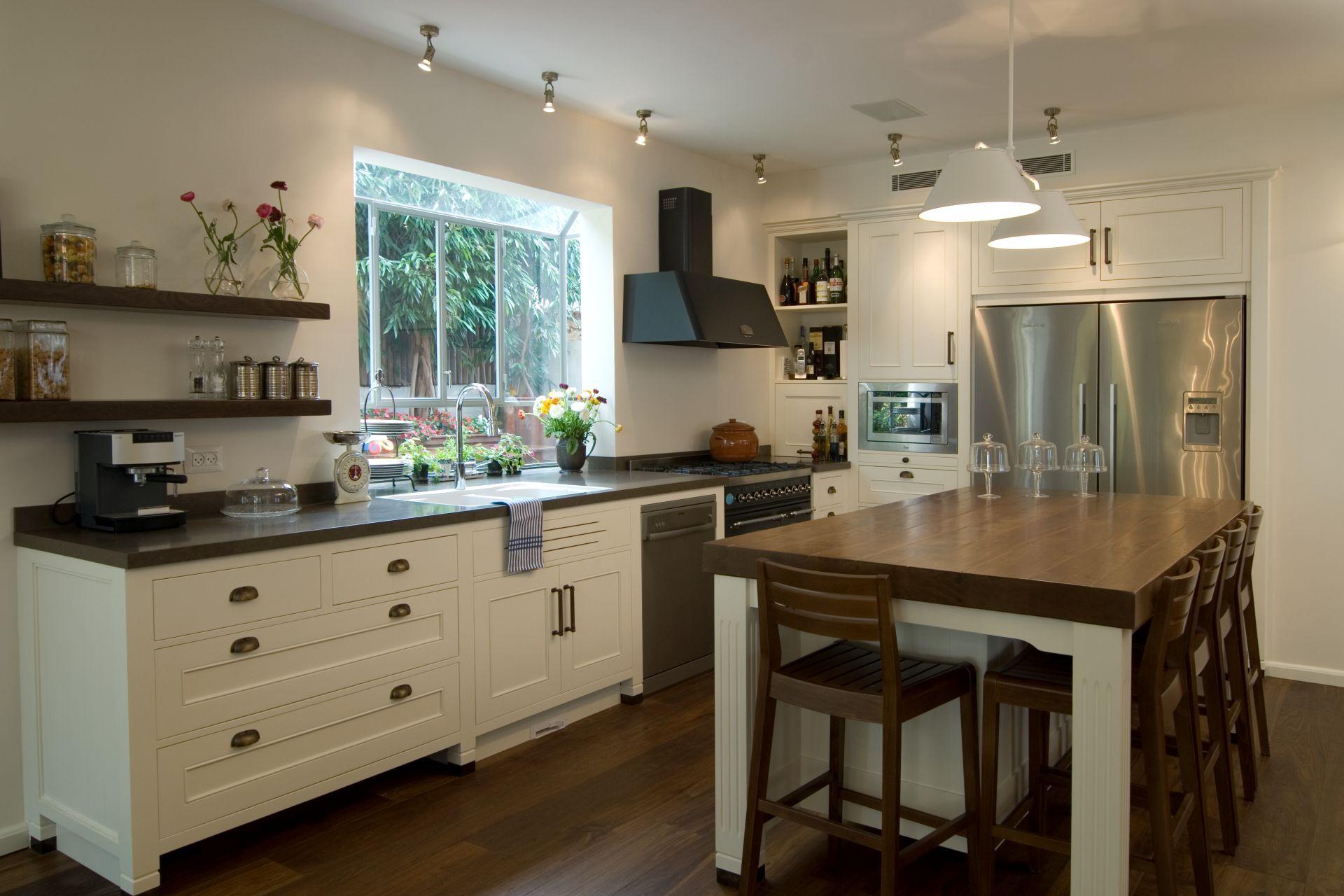 """Những phòng bếp đẹp """"phát hờn"""" chỉ nhờ có cửa sổ - Ảnh 18."""
