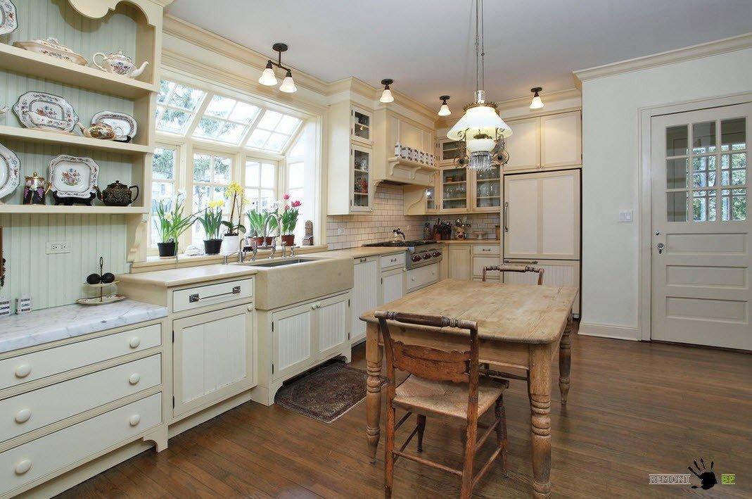 """Những phòng bếp đẹp """"phát hờn"""" chỉ nhờ có cửa sổ - Ảnh 8."""