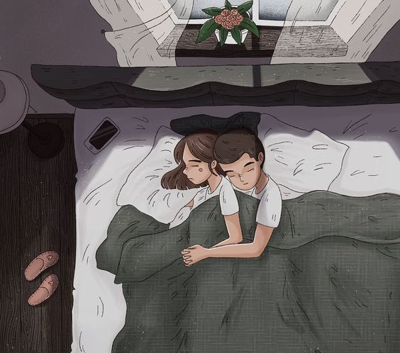 Lúc lên giường, sợ tổn thương lòng kiêu hãnh của chồng mà tôi phải giả vờ khen ngợi chứ thực ra tôi tức đến nghiến răng - Ảnh 2.