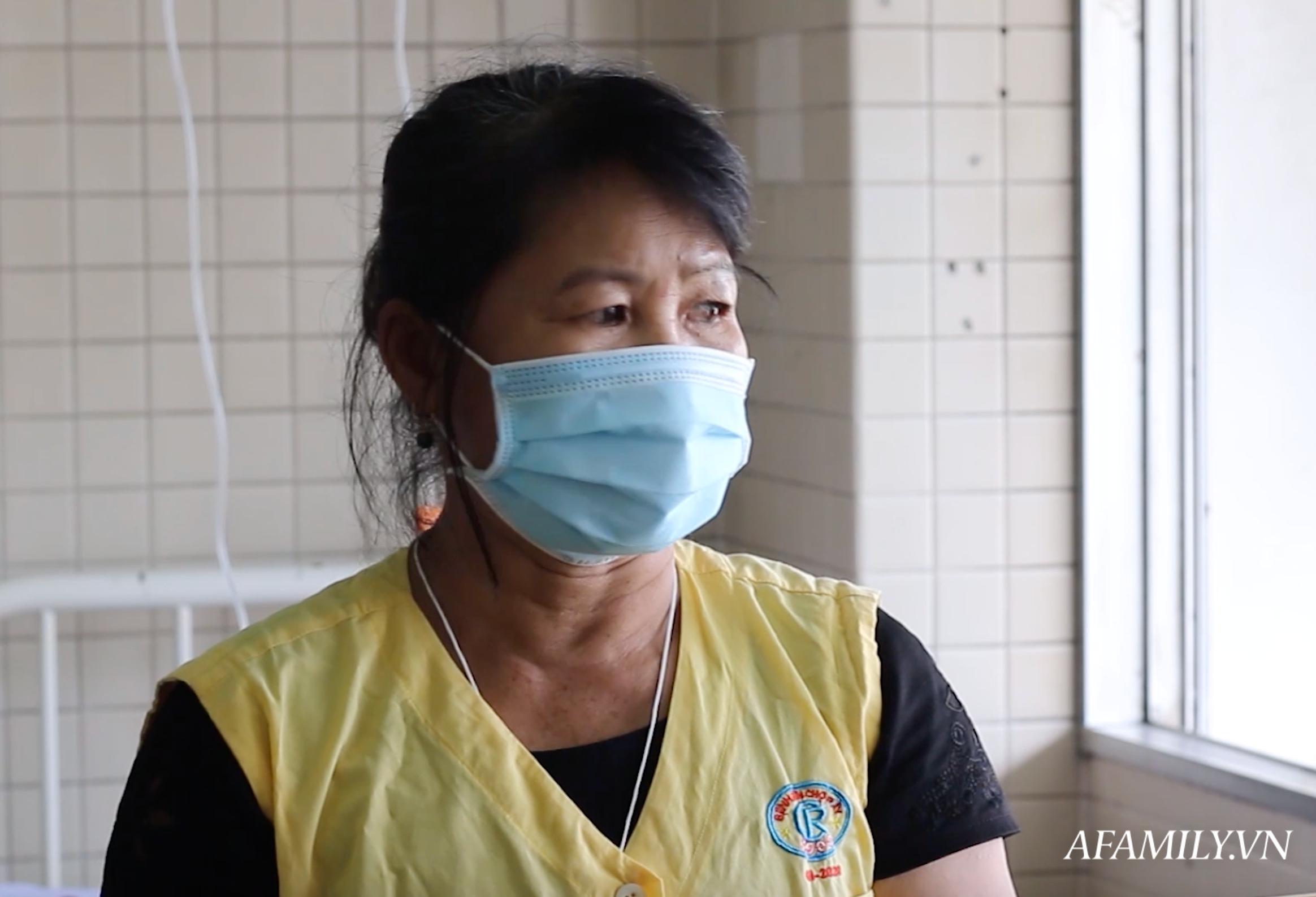 Kinh hoàng lời kể của mẹ thiếu niên bị chém đứt lìa chân phải sau vụ hỗn chiến ở Tây Ninh: Đạp thắng xe mới biết mất chân - Ảnh 3.