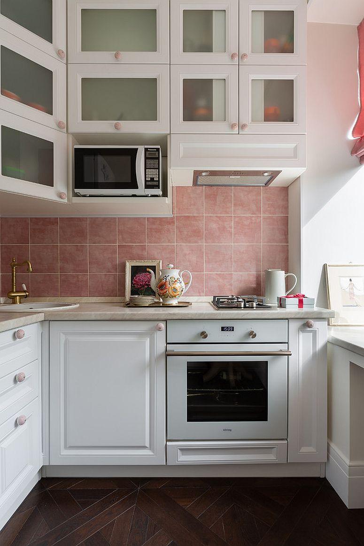 Muôn kiểu chiếu sáng độc đáo và hiệu quả dành cho những căn bếp nhỏ - Ảnh 10.