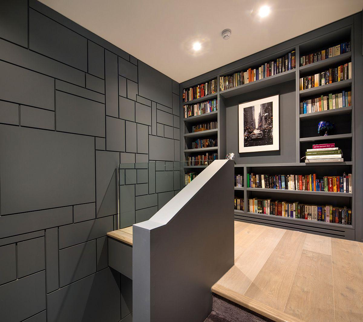 Những cách tận dụng hành lang, lối đi tạo sự tiện ích và sang trọng cho không gian - Ảnh 4.