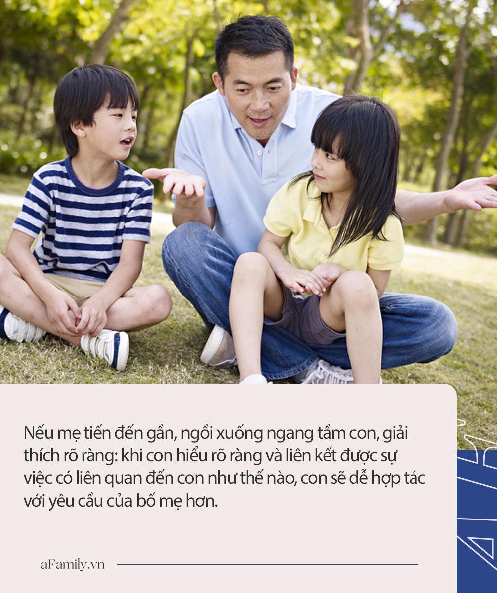 5 sai lầm khiến bố mẹ thất bại trong việc thiết lập giới hạn và dạy con hiệu quả - Ảnh 1.