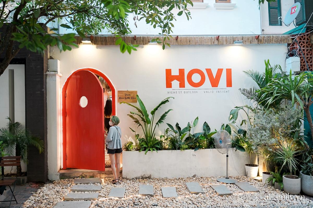"""Khám phá tiệm cafe kiêm khách sạn sang chảnh giữa lòng Hà Nội, nơi duy nhất có bể bơi trong quán theo phong cách Bali giúp chị em """"sống ảo"""" như đi du lịch  - Ảnh 1."""