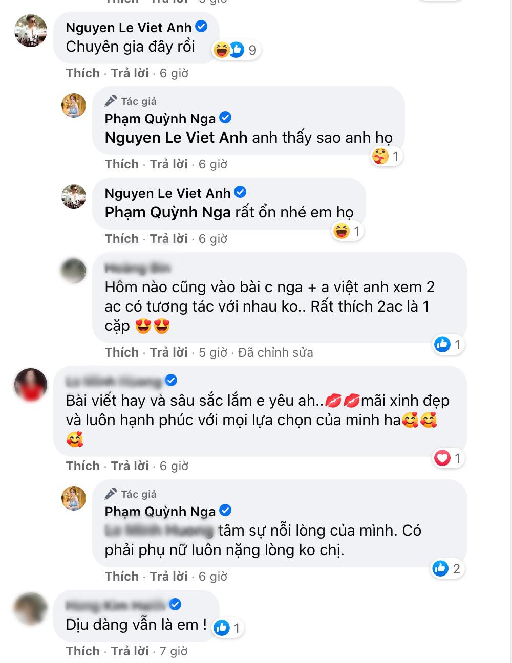 Hậu đổ vỡ hôn nhân, Quỳnh Nga vạch mặt 3 loại đàn ông chị em nên tránh: Netizen thấm thía, Việt Anh vào tấm tắc khen - Ảnh 4.
