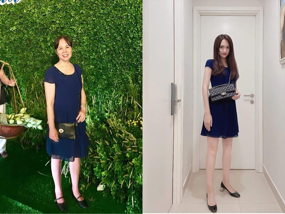 Mặc lại váy áo của mẹ: Hari Won diện y nguyên bản gốc, Hương Giang thay bằng túi Chanel trăm triệu nhưng hài nhất là trùm cuối Lan Ngọc  - Ảnh 3.