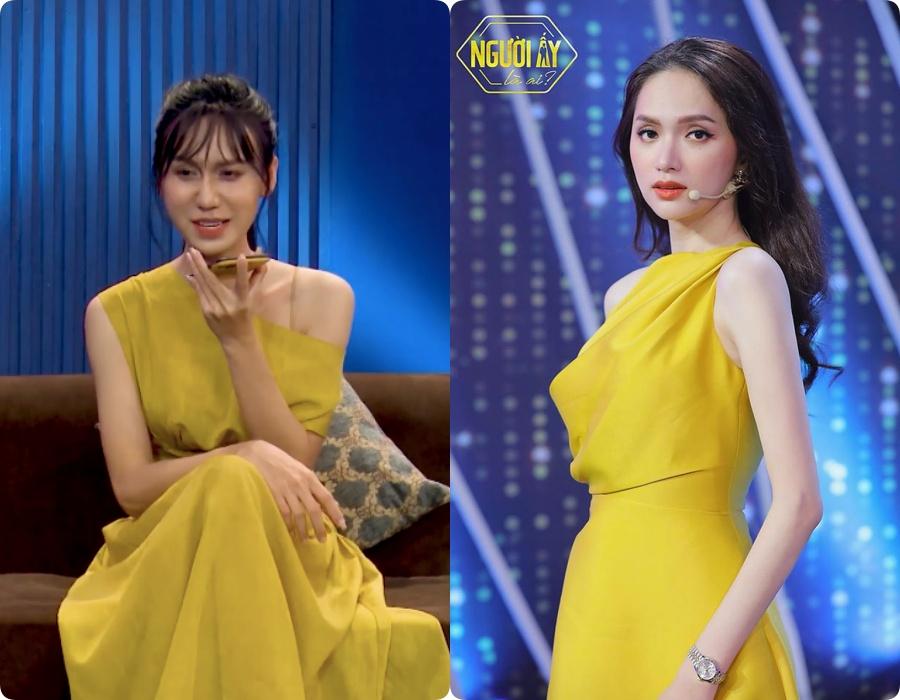 """5 lần Link Lee ăn diện """"đặc sệt"""" hình ảnh Hương Giang: Học hỏi phong cách hay muốn làm """"bản sao"""" của Hoa hậu Chuyển giới - Ảnh 3."""
