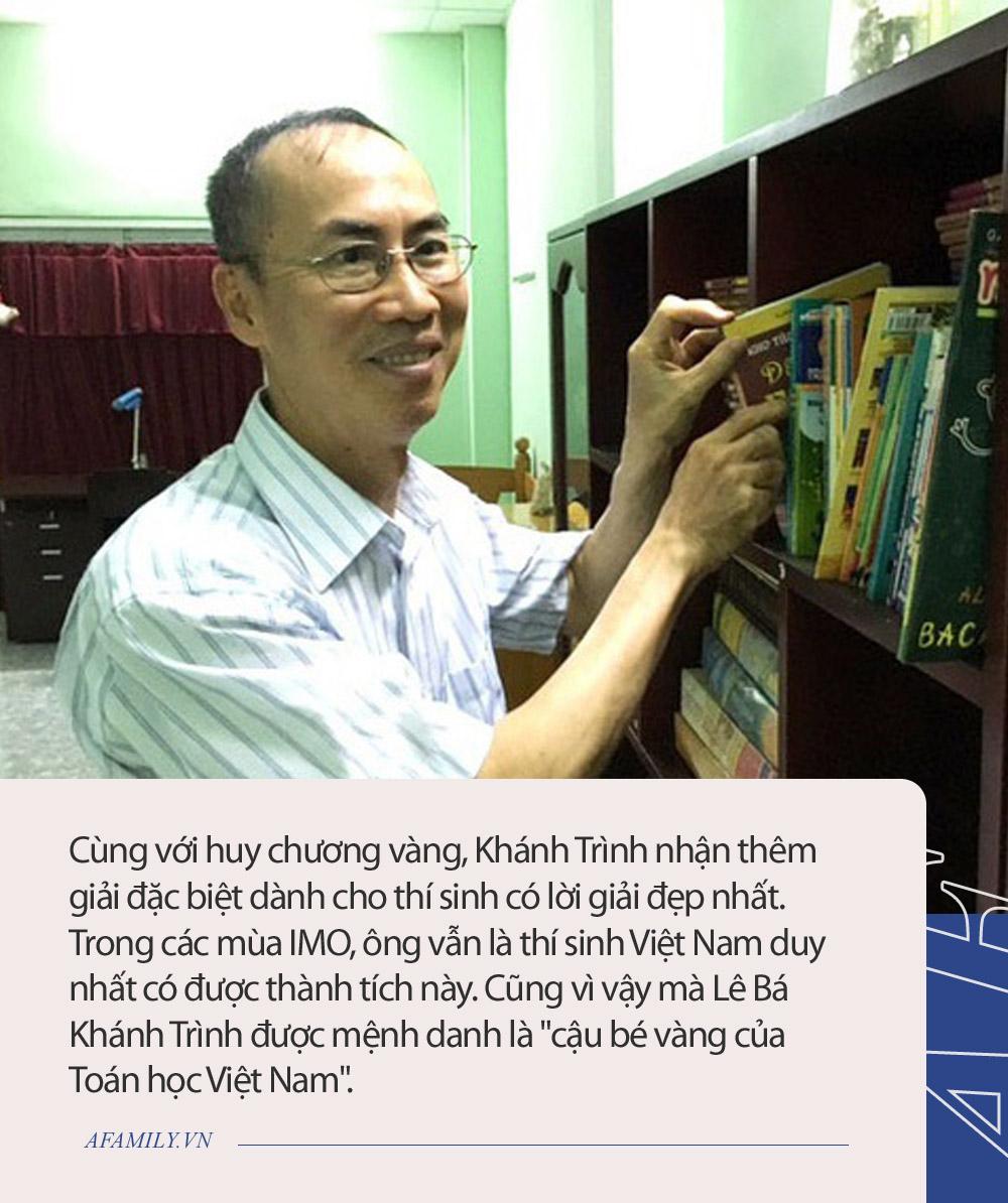 """Việt Nam từng có một thần đồng lẫy lừng, được mệnh danh """"cậu bé vàng của làng Toán học"""", sau nhiều năm bỗng gây sốt MXH vì điều này - Ảnh 4."""