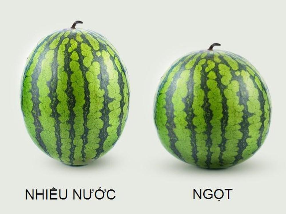 """Từ A-Z cách chọn các loại trái cây mùa hè """"bách phát bách trúng"""" trái nào cũng ngon - Ảnh 2."""
