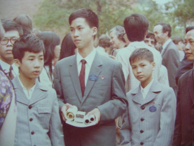 """Việt Nam từng có một thần đồng lẫy lừng, được mệnh danh """"cậu bé vàng của làng Toán học"""", sau nhiều năm bỗng gây sốt MXH vì điều này - Ảnh 1."""