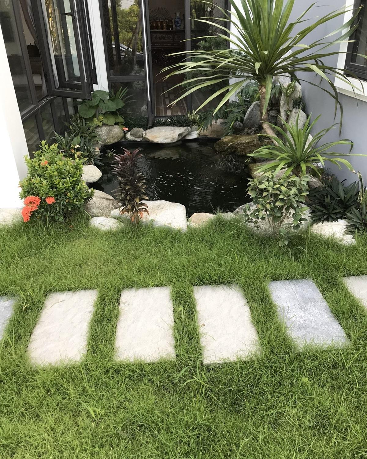 7 15987998998771019848381 - Con trai xây nhà vườn bên đồng lúa xanh mát tặng bố mẹ an hưởng tuổi già ở Vĩnh Phúc