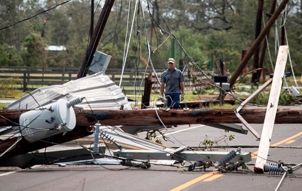 Bão Laura 'quét' qua Texas, Mỹ khiến 14 người thiệt mạng - Ảnh 5.
