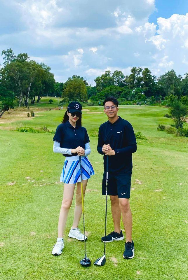 Hương Giang được bạn trai đại gia đưa đi chơi cuối tuần, lại còn ra mắt với hội bạn thân giàu có khiến fan thích thú - Ảnh 1.