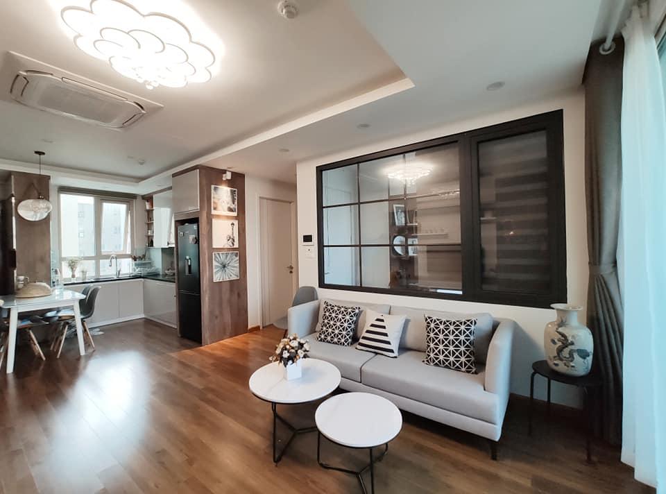 Mùa Vu Lan, vợ chồng con gái dành tâm sức hoàn thiện nội thất căn hộ 65m² với chi phí 500 triệu đồng dành tặng mẹ ở Hà Nội - Ảnh 12.