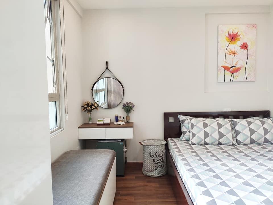 Mùa Vu Lan, vợ chồng con gái dành tâm sức hoàn thiện nội thất căn hộ 65m² với chi phí 500 triệu đồng dành tặng mẹ ở Hà Nội - Ảnh 15.