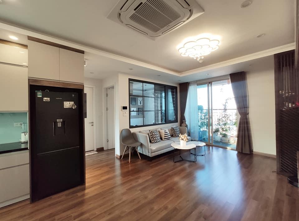 Mùa Vu Lan, vợ chồng con gái dành tâm sức hoàn thiện nội thất căn hộ 65m² với chi phí 500 triệu đồng dành tặng mẹ ở Hà Nội - Ảnh 6.