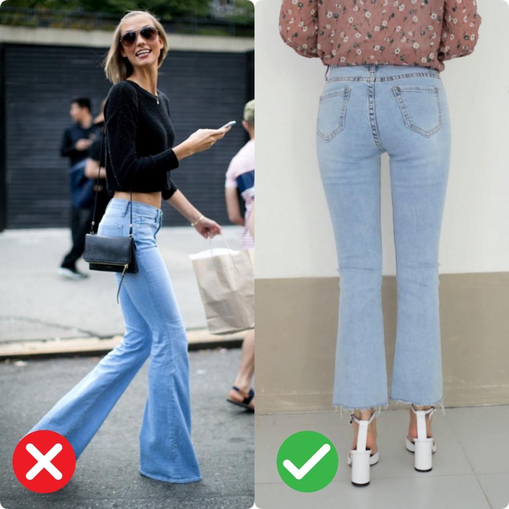 quần jeans dành cho nàng mông lép - Ảnh 4.