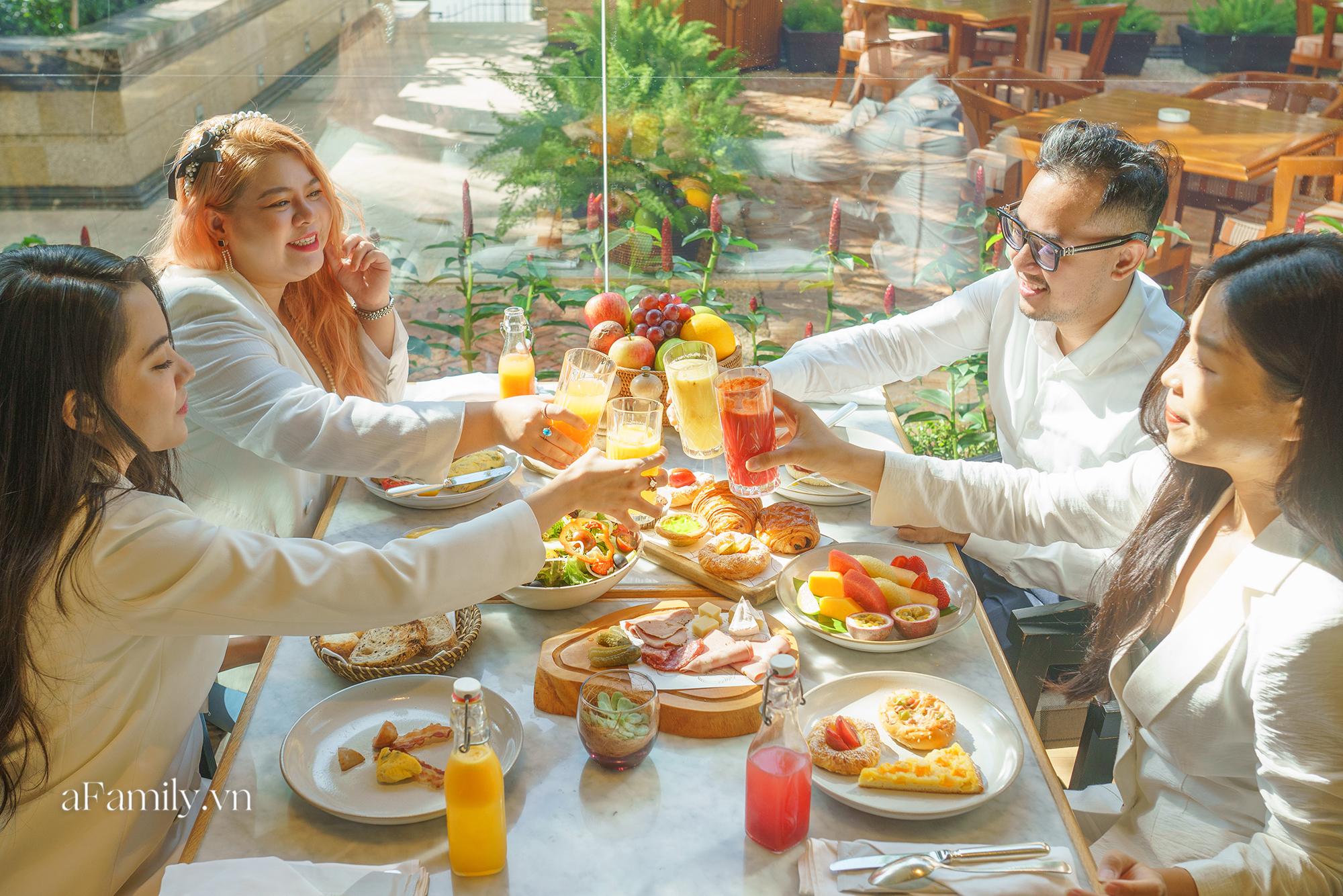 Nhiều người Sài Gòn chọn trải nghiệm kỳ nghỉ 2/9 tại các khách sạn 5 sao vì giá quá hời chỉ bằng một nửa so với ngày thường và đây là 3 nơi siêu lý tưởng  - Ảnh 5.
