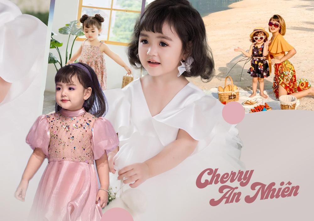 """Nghỉ ở nhà mùa dịch, mẫu nhí 3 tuổi có cát xê cao nhất nhì Hà thành vẫn có thu nhập """"khủng"""" nhờ chụp ảnh tại gia - Ảnh 1."""