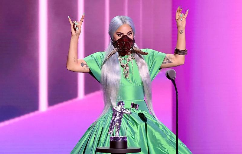 Kết quả MTV VMAs 2020: Lady Gaga và BTS chiếm trọn spotlight, Ariana Grande gom nhanh 4 giải, riêng Billie Eilish trắng tay - Ảnh 8.