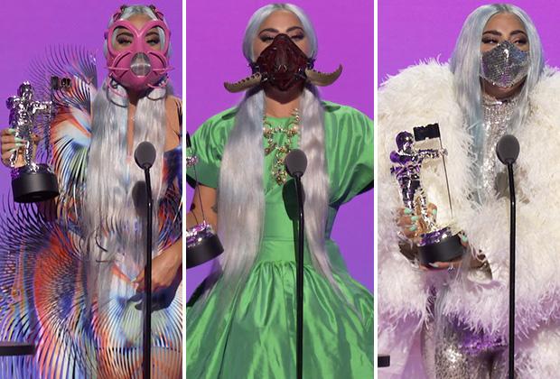 Kết quả MTV VMAs 2020: Lady Gaga và BTS chiếm trọn spotlight, Ariana Grande gom nhanh 4 giải, riêng Billie Eilish trắng tay - Ảnh 4.