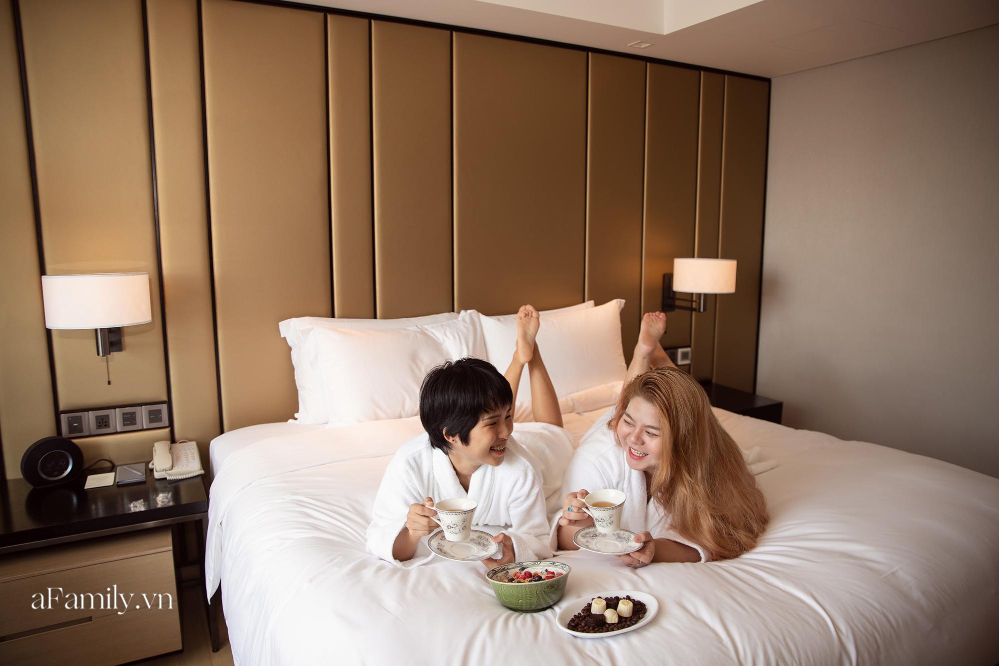 Nhiều người Sài Gòn chọn trải nghiệm kỳ nghỉ 2/9 tại các khách sạn 5 sao vì giá quá hời chỉ bằng một nửa so với ngày thường và đây là 3 nơi siêu lý tưởng  - Ảnh 17.