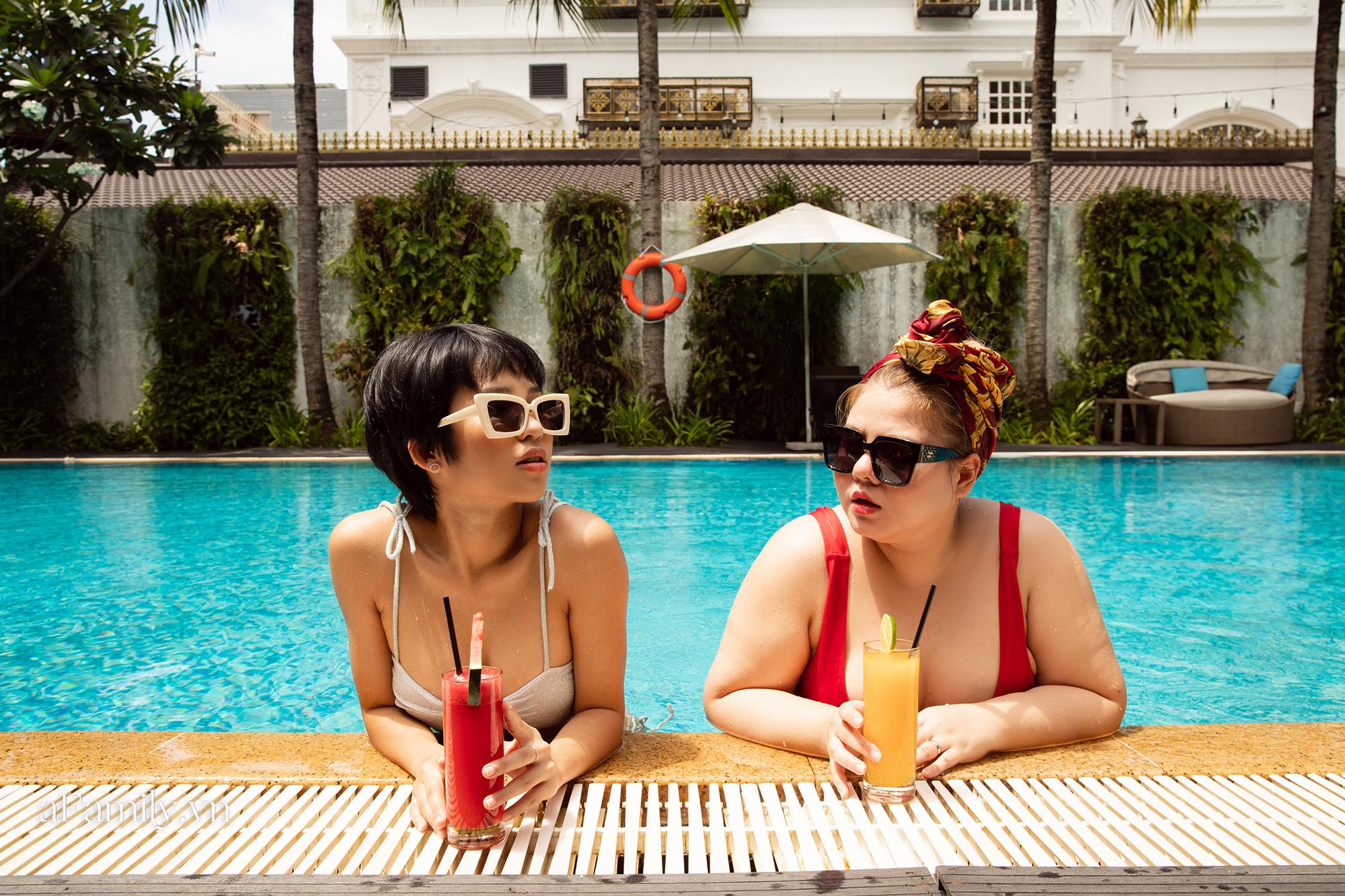 Nhiều người Sài Gòn chọn trải nghiệm kỳ nghỉ 2/9 tại các khách sạn 5 sao vì giá quá hời chỉ bằng một nửa so với ngày thường và đây là 3 nơi siêu lý tưởng  - Ảnh 10.