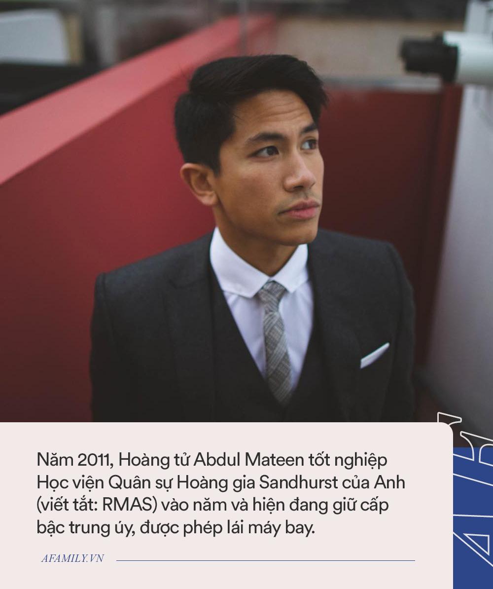 Hoàng tử của Brunei: Đẹp trai, giàu có, đi cắt tóc thôi cũng tốn đến 400 triệu nhưng học vấn cực khủng mới là điều đáng bàn - Ảnh 6.