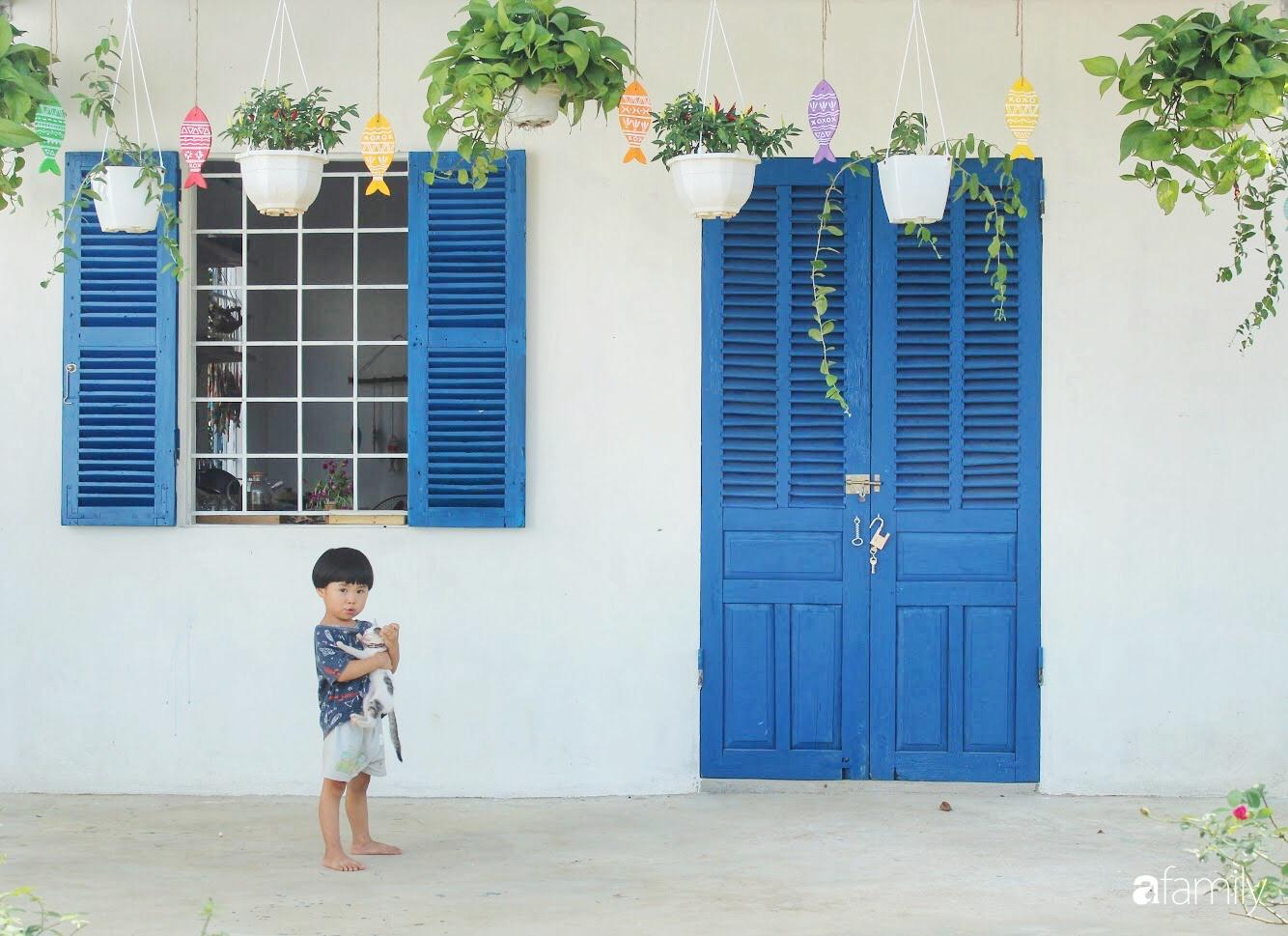 Yêu thích sự tự do và cuộc sống yên bình, nữ designer nghỉ việc về quê xây ngôi nhà hạnh phúc - Ảnh 9.