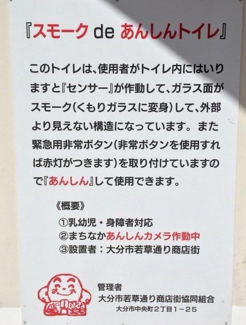Nhà vệ sinh công cộng trong suốt ở Nhật Bản gây chú ý vì cảm biến thông minh, kính tự động đục khi có người - Ảnh 3.