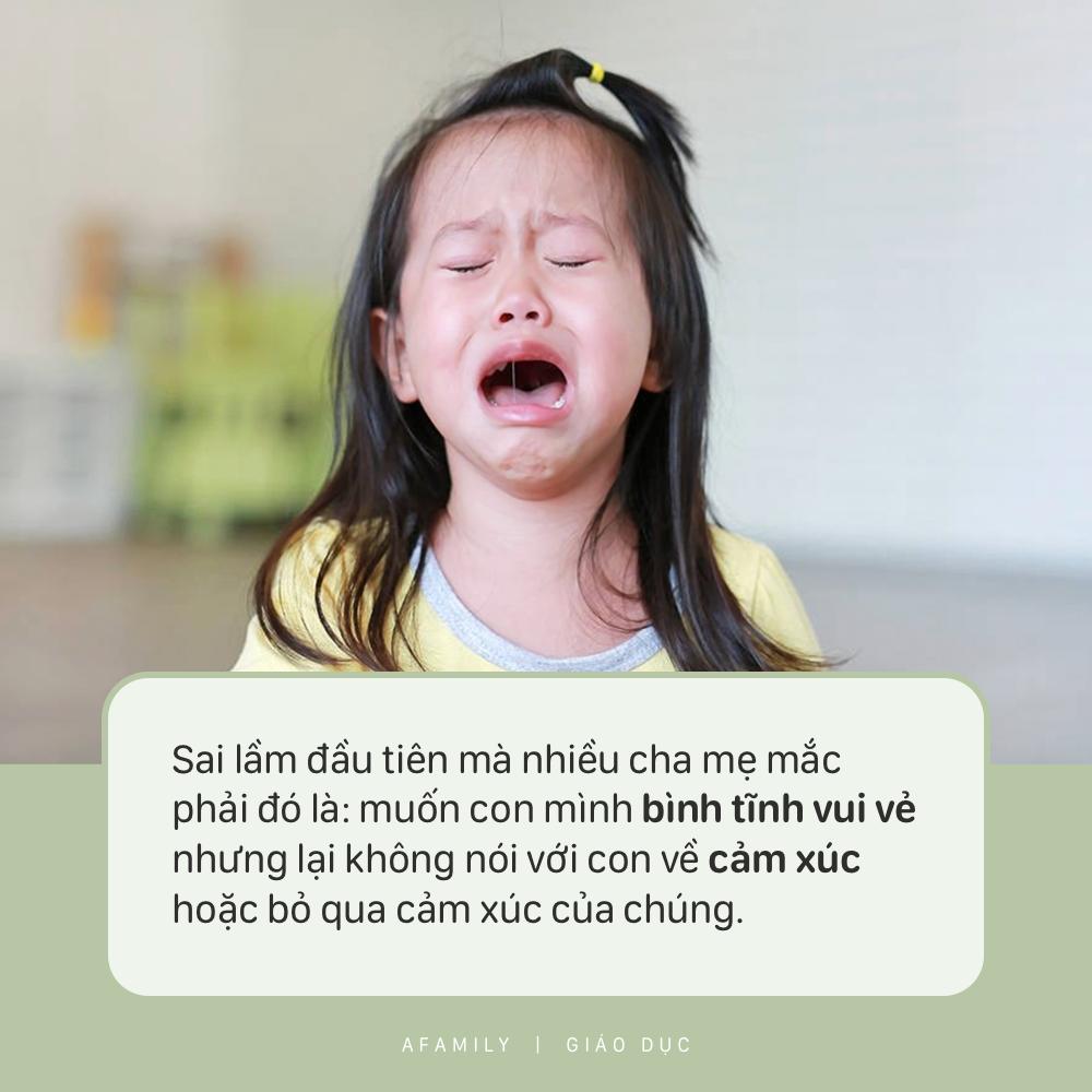 Parent coach Linh Phan: 5 giai đoạn trong giáo dục cảm xúc - chìa khóa để cha mẹ sẽ giúp con học giỏi hơn ở trường và thành công hơn  - Ảnh 1.
