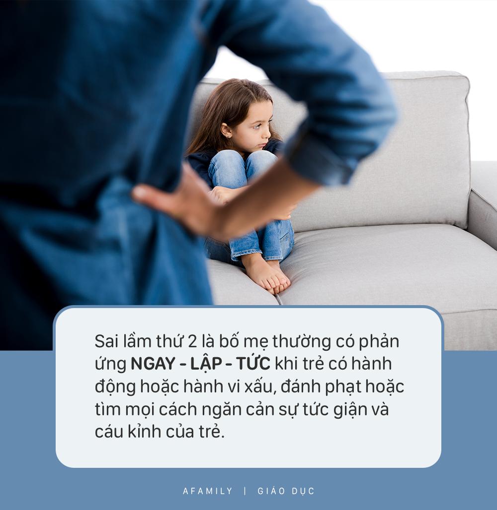Parent coach Linh Phan: 5 giai đoạn trong giáo dục cảm xúc - chìa khóa để cha mẹ sẽ giúp con học giỏi hơn ở trường và thành công hơn  - Ảnh 2.
