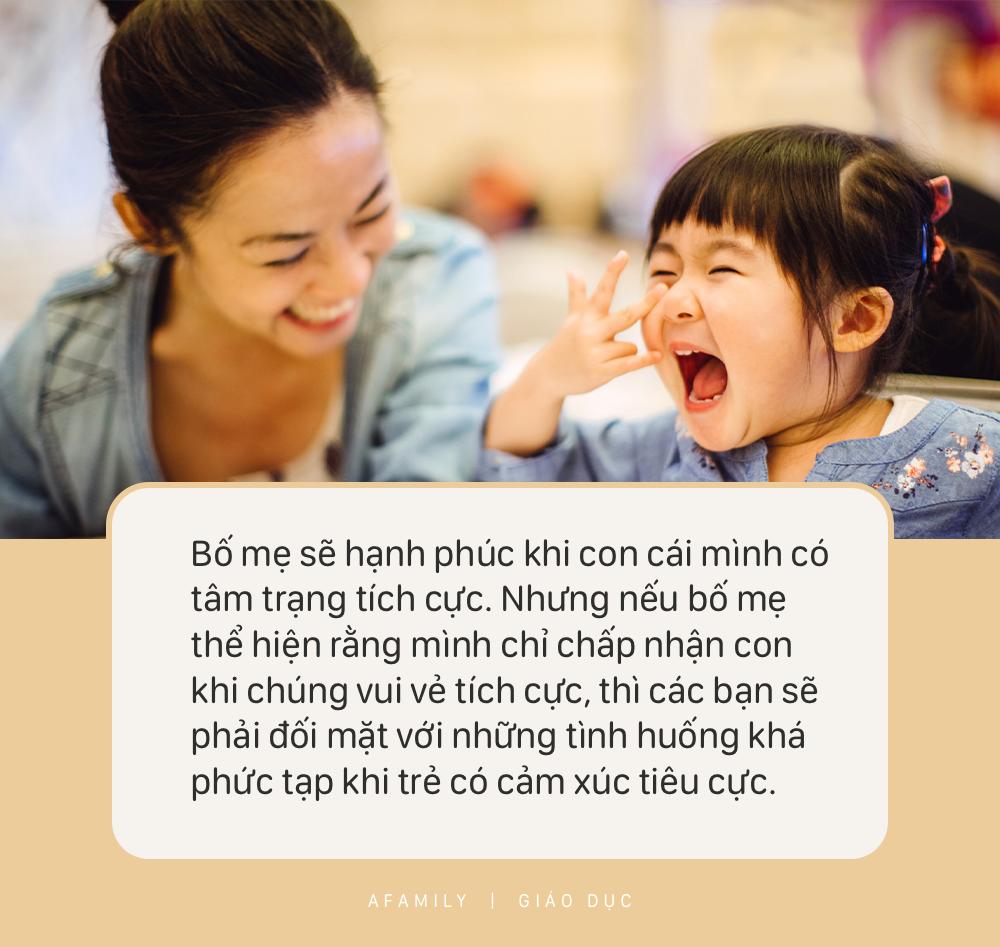 Parent coach Linh Phan: 5 giai đoạn trong giáo dục cảm xúc - chìa khóa để cha mẹ sẽ giúp con học giỏi hơn ở trường và thành công hơn  - Ảnh 3.