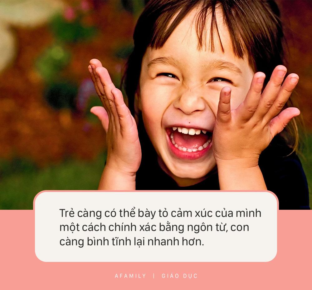 Parent coach Linh Phan: 5 giai đoạn trong giáo dục cảm xúc - chìa khóa để cha mẹ sẽ giúp con học giỏi hơn ở trường và thành công hơn  - Ảnh 4.