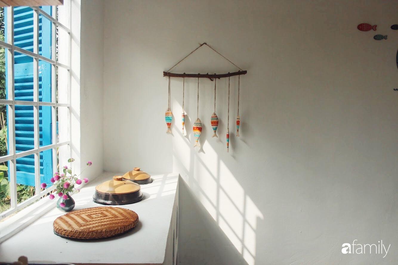 Yêu thích sự tự do và cuộc sống yên bình, nữ designer nghỉ việc về quê xây ngôi nhà hạnh phúc - Ảnh 20.