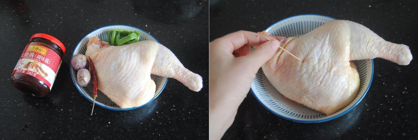 Hội lười lại thích ăn ngon thì vào hết đây có món gà nướng bằng nồi cơm điện nhàn tênh mà ăn ngon thôi rồi! - Ảnh 2.