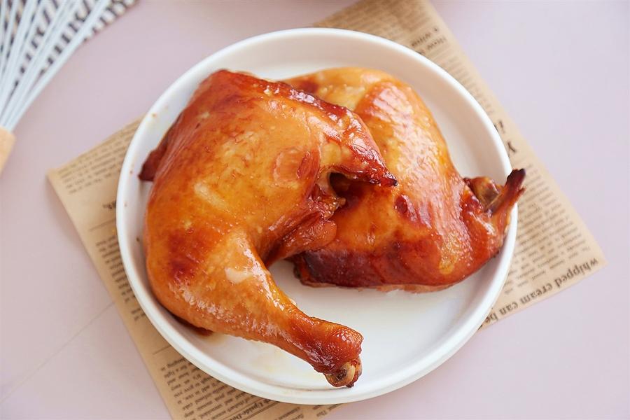 Hội lười lại thích ăn ngon thì vào hết đây có món gà nướng bằng nồi cơm điện nhàn tênh mà ăn ngon thôi rồi! - Ảnh 6.