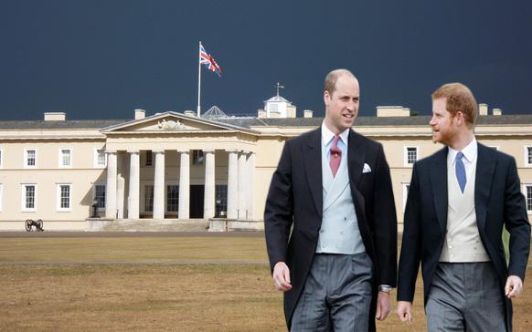 Đây là ngôi trường mà cả 2 Hoàng tử Anh theo học, nghe đến chế độ huấn luyện thì người gan dạ nhất cũng phải sợ tái mặt