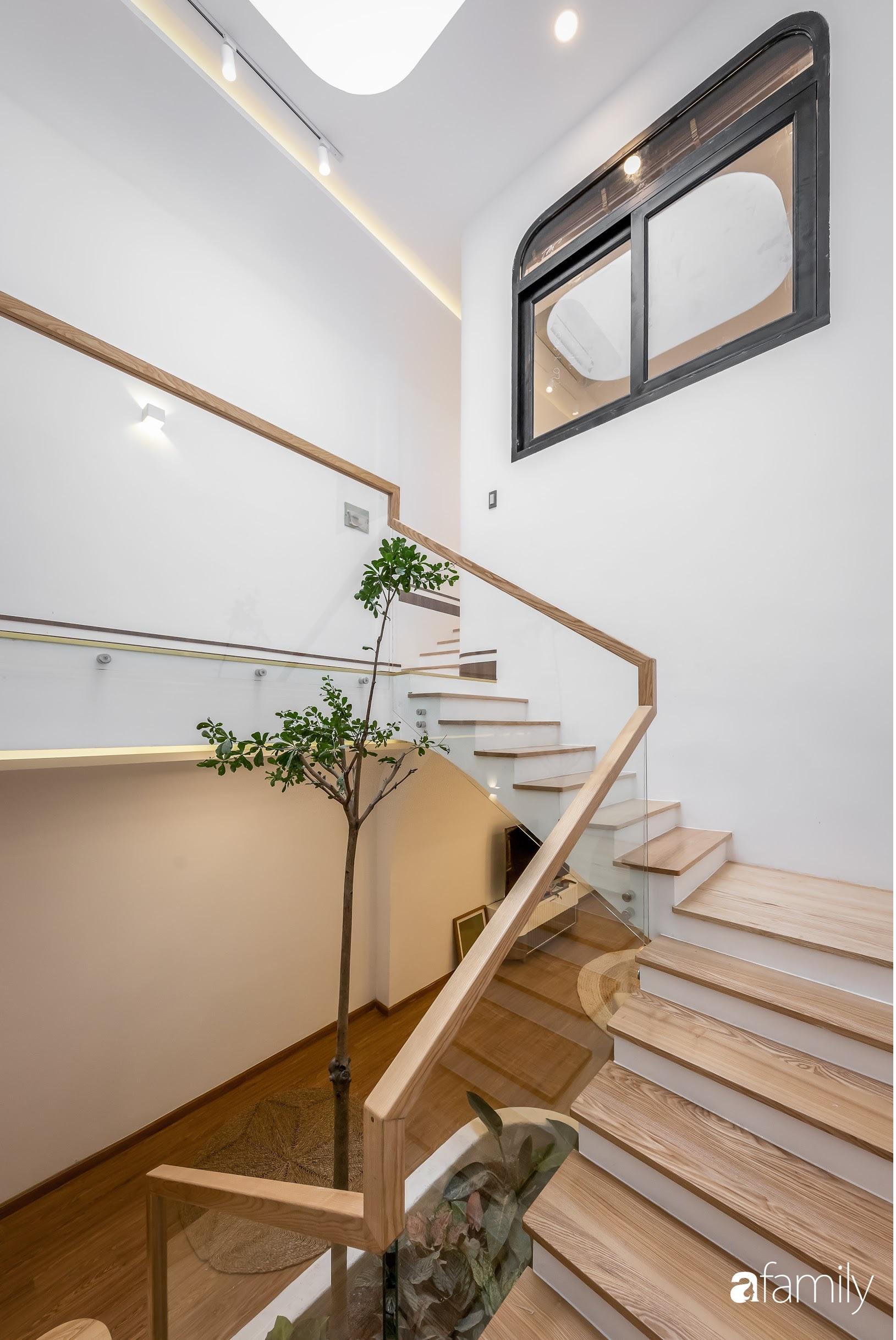 Nhà phố Tiền Giang đẹp hài hòa với thiết kế hiện đại, bố trí nội thất thông minh với chi phí 1,8 tỉ đồng - Ảnh 5.
