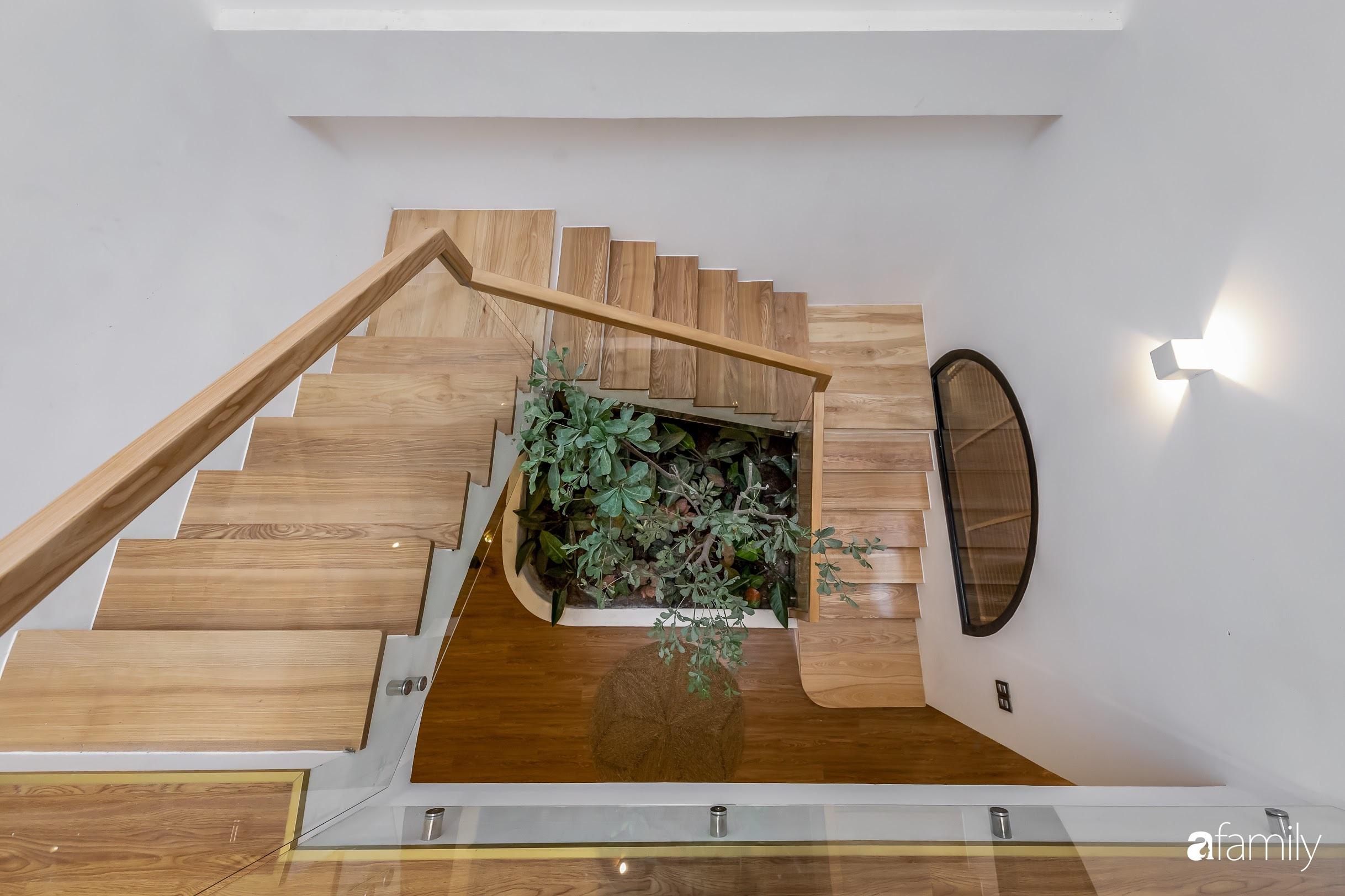 Nhà phố Tiền Giang đẹp hài hòa với thiết kế hiện đại, bố trí nội thất thông minh với chi phí 1,8 tỉ đồng - Ảnh 3.
