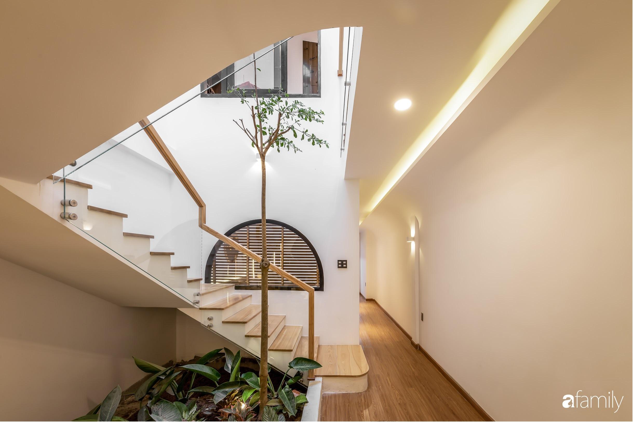 Nhà phố Tiền Giang đẹp hài hòa với thiết kế hiện đại, bố trí nội thất thông minh với chi phí 1,8 tỉ đồng - Ảnh 4.