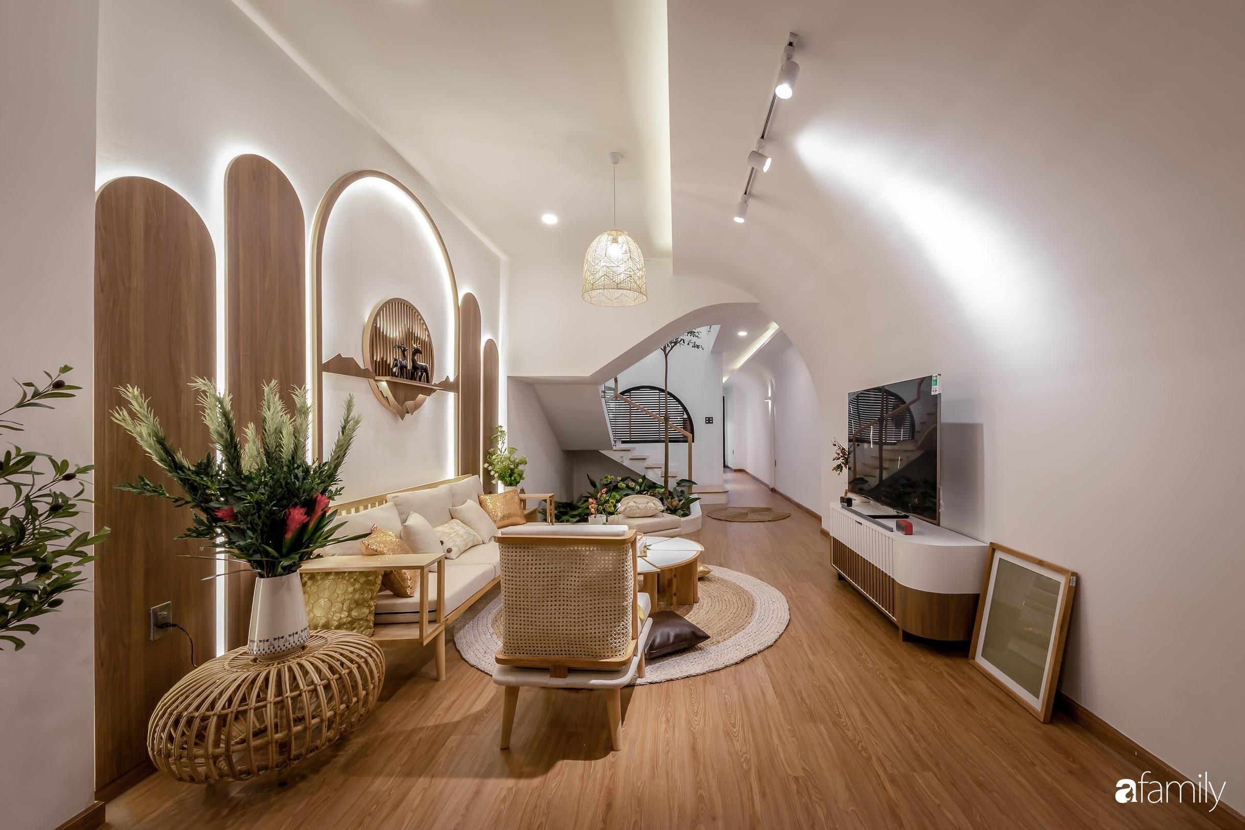 Nhà phố Tiền Giang đẹp hài hòa với thiết kế hiện đại, bố trí nội thất thông minh với chi phí 1,8 tỉ đồng - Ảnh 20.