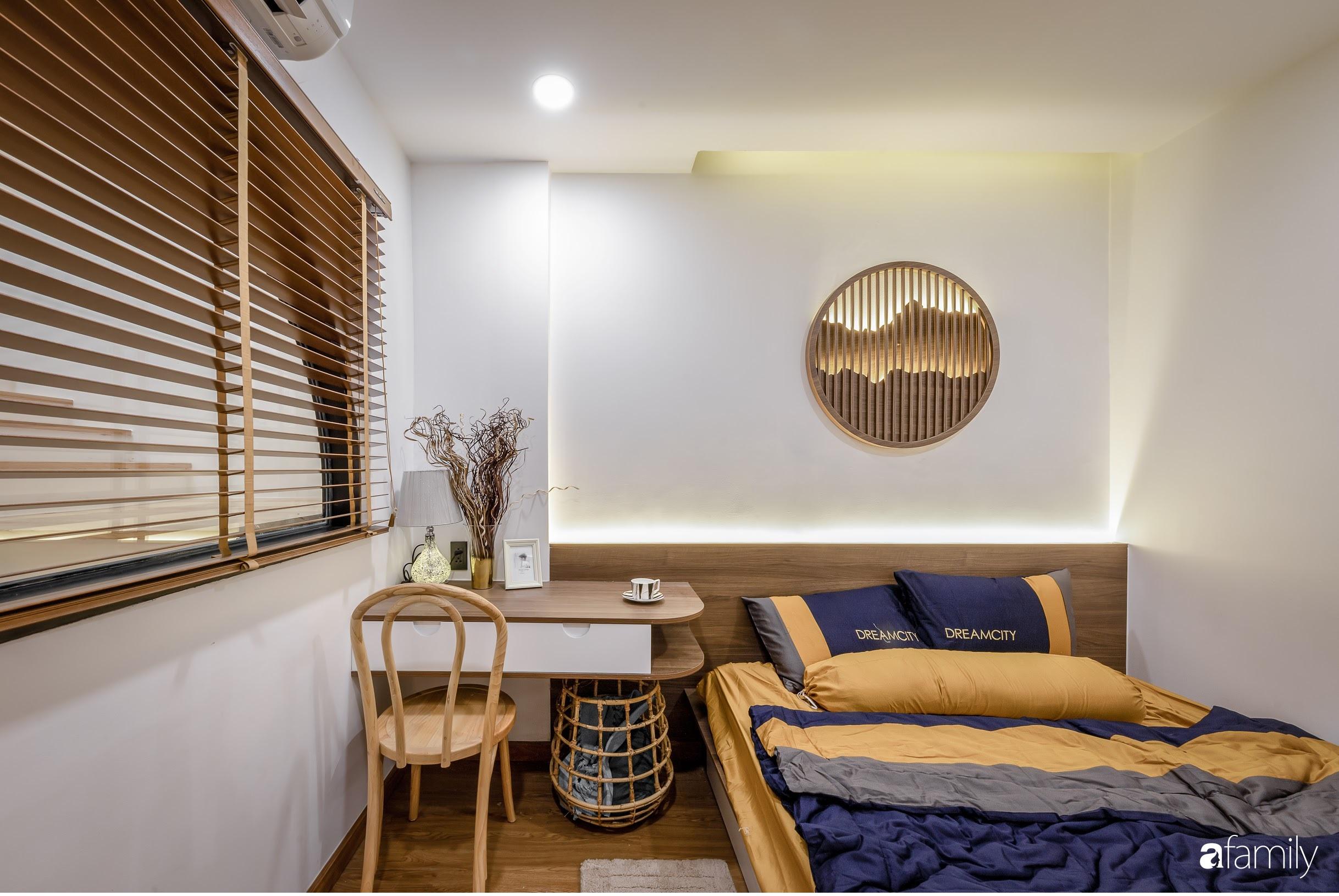 Nhà phố Tiền Giang đẹp hài hòa với thiết kế hiện đại, bố trí nội thất thông minh với chi phí 1,8 tỉ đồng - Ảnh 11.